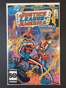 Justice League Of America #244 Crisis Crossover DC Comics Combine Shipping