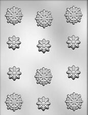 Snowflake Christmas Candy Mold from CK #4122 - NEW