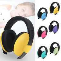 Baby Ears Protection Noise Reduction Headphone Kids Lightweight Earmuff Filmy