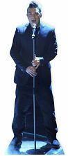 More details for robbie williams pop star singer lifesize cardboard cutout standup take that