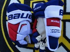 Bauer Vapor 1X Lite Pro;Sup 1S Apx2,1X,1N, Pro Stock Return Hockey Gloves