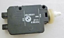 Trunk Lock Vacuum Actuator - VDO 67 11 8 353 000