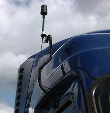 Freightliner Custom Elevated Aluminum Mount for Sirius XM Truck Antennas