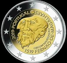 Portugal 2019 - Ferdinand Magellaan - 2 euro CC - UNC