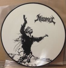 MIASMAL Demo 2008 PICTURE LP entombed carnage marduk watain dismember grave disc