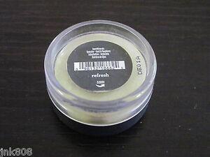 bare Minerals Eyeshadow * REFRESH EYECOLOR * a lime ice BRAND NEW & SEALED $15