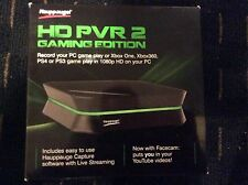 Hauppauge HAU1480 HD-PVR 2 Gaming Edition.
