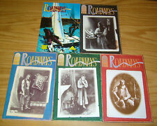 Roadways #1-4 VF/NM complete series +more - Penn State professor finds new world