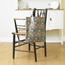 William Morris Compton Pvc / Oilcloth Medium Floral Tote Bag