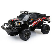 New Bright RC 1:6 Scale Ford Raptor Truck, Black Batteries Included