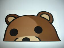 Meme Bear Sticker Decal Funny JDM 4chan 9gag - 7CM FACING LEFT