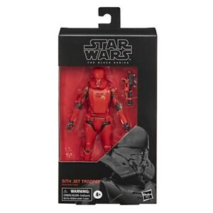 Sith Jet Trooper Star Wars The Black Series The Rise of Skywalker 6 Inch Figure