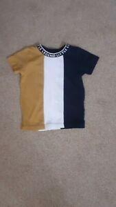Next Boys T Shirt Aged 9 - 12 Months