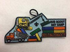 Boy Scouts - 2014 Central Florida Council - Cub Scout Day Camp patch