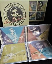 Roy Orbison: Authorized Bootleg Collection 4 CD BOX SET, RARE NEW! LIVE CONCERT