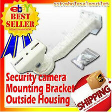 CCTV Security camera Wall Mount Bracket for Outside Housing