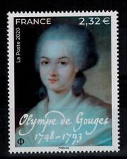 """(b21) timbre France nouveauté année 2020 """"Olympe de Gouges"""""""