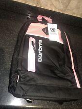Carbrini Total Backpack Pink And Black Brnd New