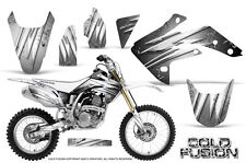 HONDA CRF 150 R CRF150R 07-15 CREATORX GRAPHICS KIT DECALS COLD FUSION WNP