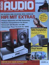 Audio 5/11 Audiolab 8200 CDQ, ATC SCM 11, KEF Q300, Resolution Cantata C50, AVM