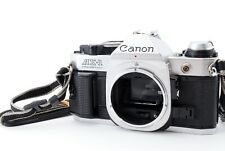 Excellent++++ Canon AE-1 Program 35mm SLR Film Camera silver body  From JAPAN