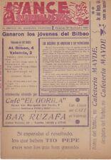 En Bilbao v Valencia 25 de septiembre de 1955 quinelista valenciano Post coinciden con problema