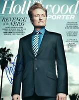 Conan O'Brien Autographed Signed 8x10 Photo Late Night
