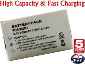 Battery for Logitech Harmony One 720 780 785 880 885 890 895 900 R-IG7 Remote AU