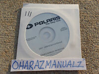 2007 2008 Polaris IQ Service Manual OEM on CD