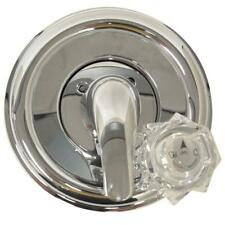 DANCO Single-Handle Valve Trim Kit in Chrome for Delta Tub/Shower Faucets