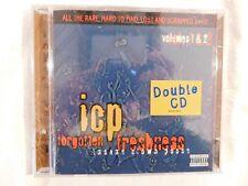 """INSANE CLOWN POSSE """"Forgotten Freshness: Vols. 1 & 2"""" BRAND NEW 2 CD SET!"""