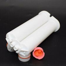 50ml Epoxy Resin Adhesive Cartridge Gun Dispenser 1:1 Ratio Dual Cartridge A & B