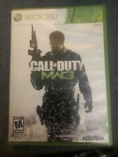 Call Of Duty MW3 (Xbox 360, 2011)