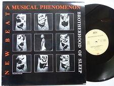 "MAXI 12"" BROTHERHOOD OF SLEEP New beat a musiczl phenomenon 1599866"