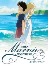 When Marnie Was There ~ DVD ~ (English Version) ~ Studio Ghibli Anime Film ~