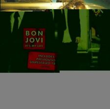 Bon Jovi It's my life (2000, #5627532, cardsleeve)  [Maxi-CD]