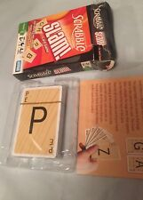 Hasbro-Parker Brothers/Scrabble Slam Card Game