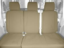 Seat Cover Rear Custom Tailored Seat Covers NS227-05LX fits 13-16 Nissan Sentra