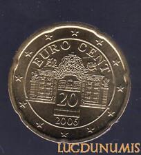 Autriche 2006 - 20 centimes d'Euro