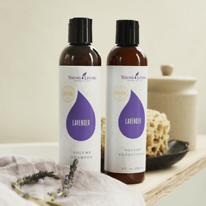 Young Living Lavender Volume Shampoo & Conditioner 8 oz. Each NEW Convention!!