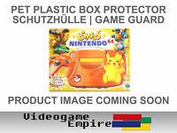 1x Schutzhülle Nintendo 64 NTSC-J Japan Pokemon Edition Konsolen Box Protector
