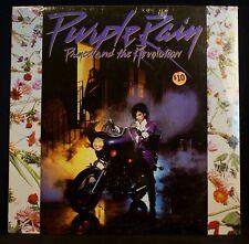 Prince And The Revolution Purple Rain 1984 SEALED LP Vinyl RCA Edition Record