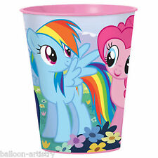 My Little Pony Charm Children's Birthday Party Plastic Loot Favour Cup