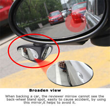 Car Blind Spot Mirror Rotation Adjustable  Convex Security Parking Car Mirror