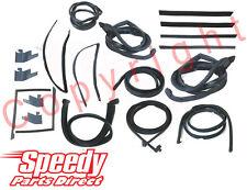 W107 Complete Seal  Kit  for Mercedez 380SL 450SL 560SL 17pcs