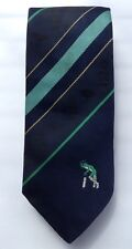 Martyn Moxon 1993 Benefit Year Cricket Tie Yorkshire and England