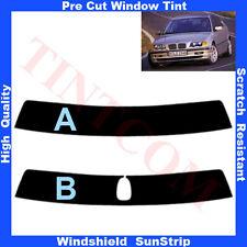 Sonnenblendstreifen BMW 3er E46 Limousine 4-Türen 1998-2005 5%-50%