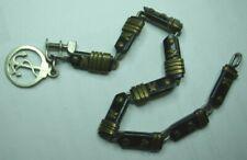 WW2 Theater Made Sweetheart Bracelet -  Naval Epaulets - Supply- Ensign Thru Adm