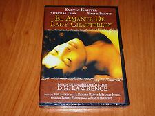 EL AMANTE DE LADY CHATTERLEY / LADY CHATTERLEY´S LOVER - Sylvia Kristel -Precint