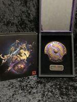 DOTA 2 The International Championships 2019 Medal Aegis Shield